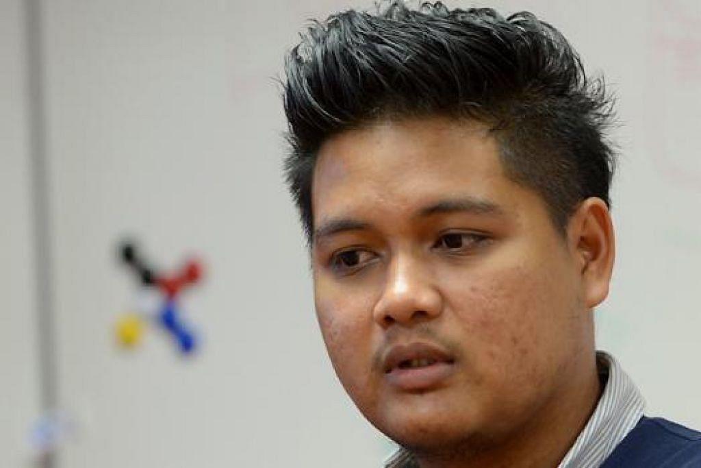 Encik Nasruledy Hakim Abdul Rahman
