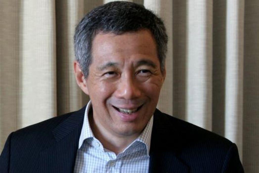 Perdana Menteri Lee Hsien Loong mengenai pengaruh ISIS di Singapura.
