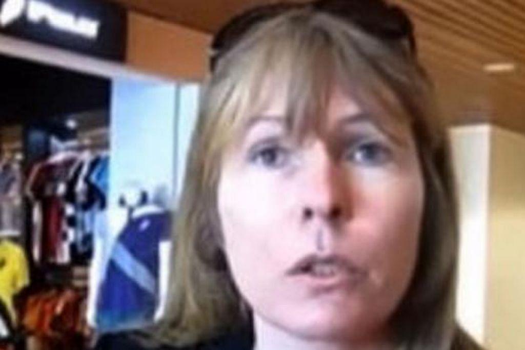 CIK REWCASTLE-BROWN: Jabatan Siasatan Jenayah Bukit Aman telah mengeluarkan waran tangkap ke atas Cik Rewcastle, seorang warga Britain, dan mengharapkan bantuan Interpol.