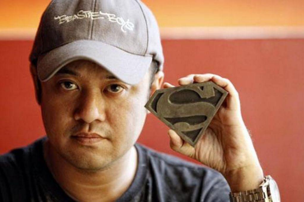 TERAPKAN KISAH KELUARGA: Sutradara Indonesia, Rizal Mantovani, mengikis plot sekumpulan remaja yang bertemu hantu demi mewujudkan kelainan bagi filem seram Wewe yang padat dengan persoalan keluarga. - Foto-foto RAPI FILMS.