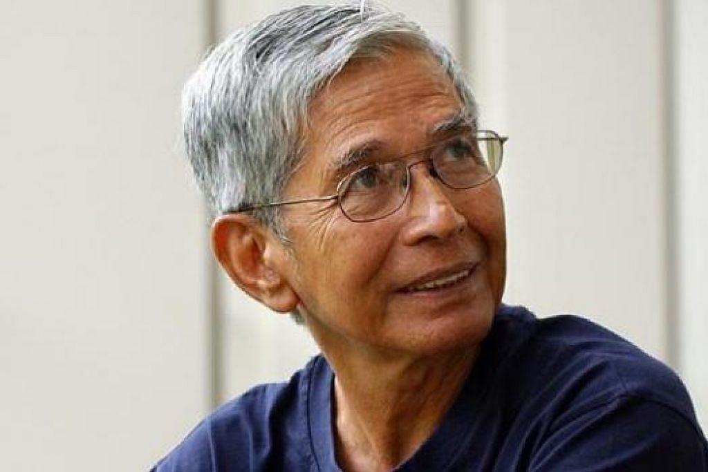 Encik Iskandar Jalil