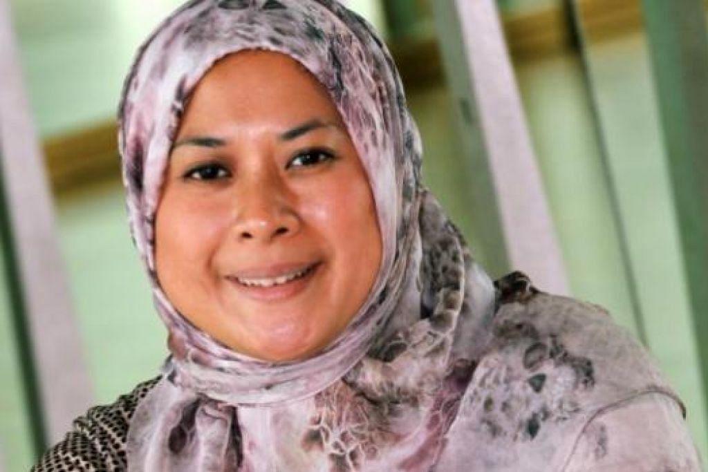 MENGENANG SEJARAH SILAM TIDAK TERAKAM: Zizi Azah Abdul Majid terpanggil mengetengahkan kisah datuk saudaranya, Allahyarham Yusof Ishak, kerana ramai tidak tahu jerih payah perjuangannya sebelum bergelar Presiden pertama Singapura.