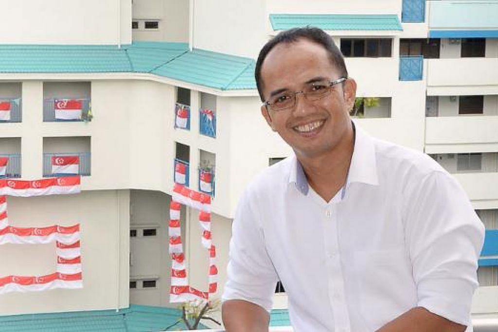 ENCIK KAHAR HASSAN: Pengarah Pembangunan Niaga syarikat kejuruteraan yang berusia 46 tahun ini pernah mengendalikan MPS di Kaki Bukit. - Foto JOHARI RAHMAT