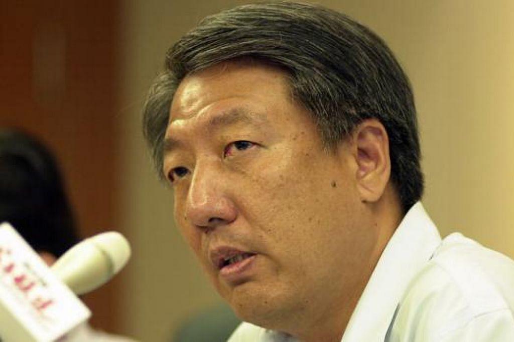 Timbalan Perdana Menteri, Encik Teo Chee Hean