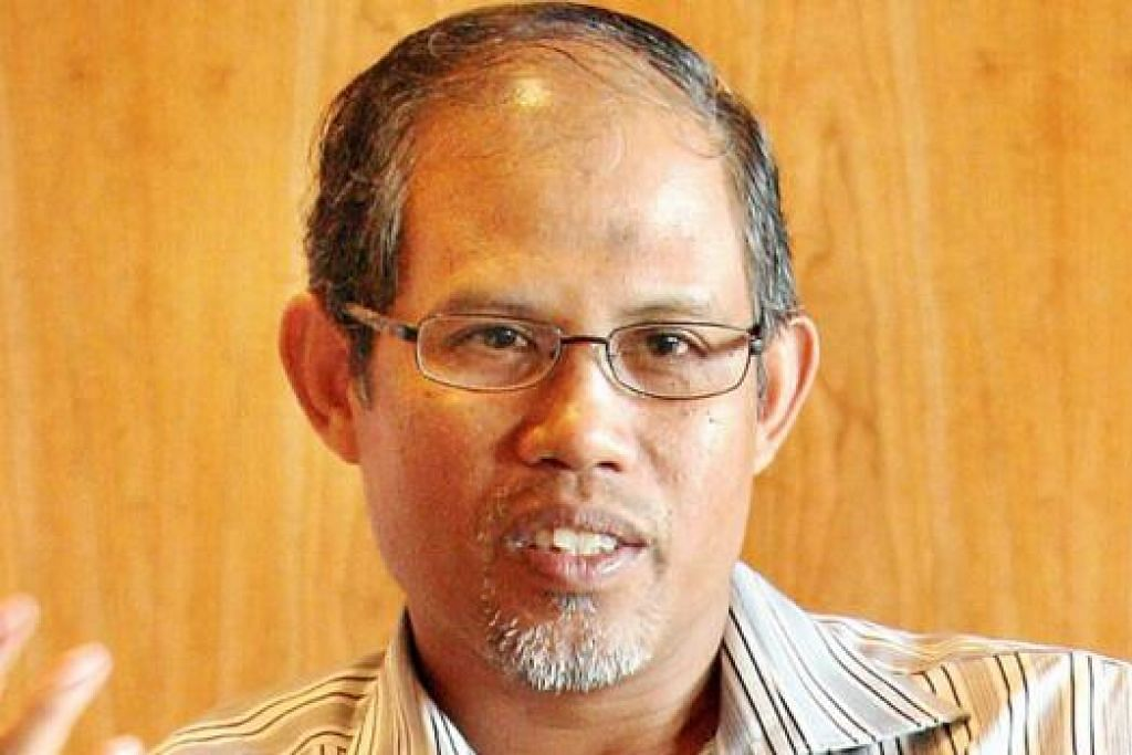 Menteri Kedua Ehwal Luar merangkap Dalam Negeri, Encik Masagos Zulkifli Masagos Mohamad.
