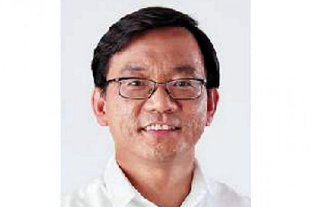 Encik Chong Kee Hiong, 49 tahun, Ketua Pegawai Eksekutif (CEO), OUE Hospitality Trust. Sebelum menyertai OUE Hospitality, beliau merupakan CEO The Ascott dan CEO Ascott Residence Trust Management.