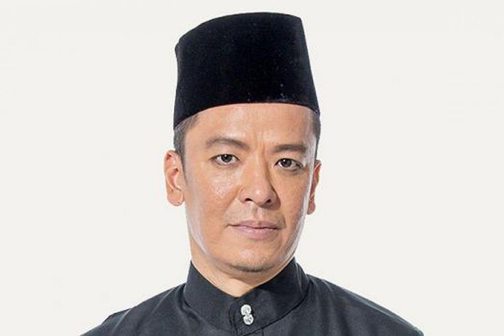 PELAKON UTAMA: Sani Hussin berlakon sebagai Yusof Ishak.