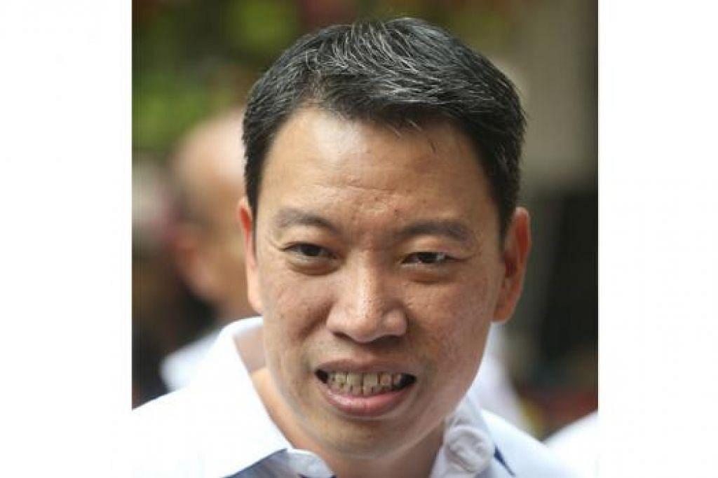 Encik Melvin Yong Yik Chye