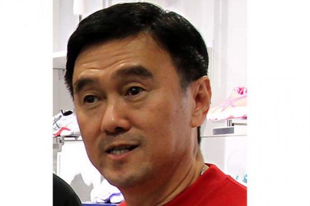 TANG WENG FEI: Presiden SAA ini tewas dalam perebutan bagi mengisi jawatan bendahari IAAF.