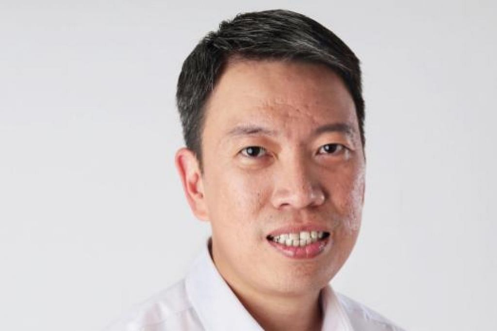 Encik Melvin Yong - Gambar PAP