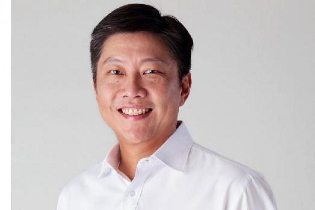 Leftenan-Jeneral Ng Chee Meng. - Foto PAP