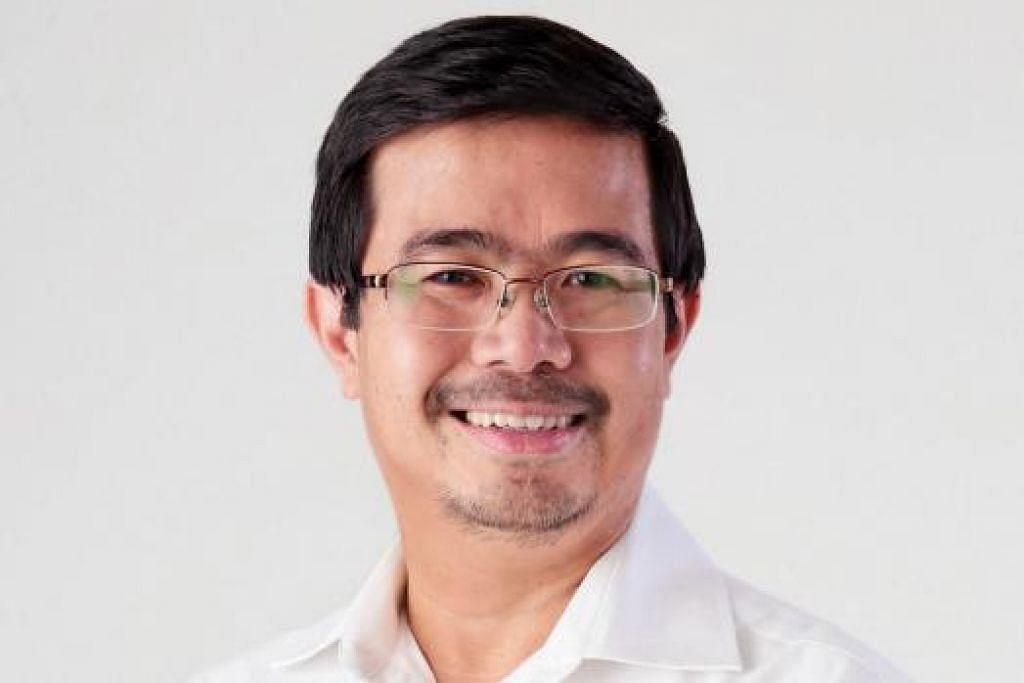 Encik Zainal Sapari. - Foto PAP