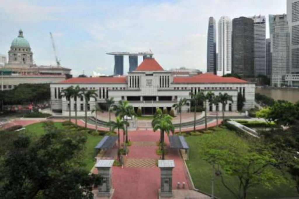 Parlimen Singapura telah dibubar pada 25 Ogos 2015.