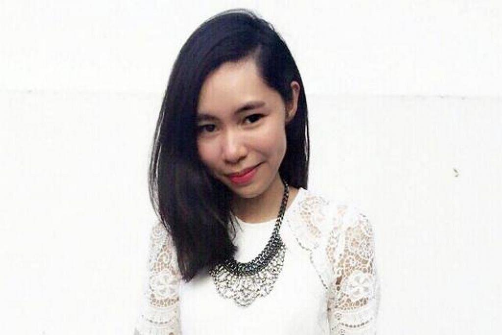 Farahliyana Nurulsyazana Abdul Rahman, 24 tahun, pegawai perhubungan awam