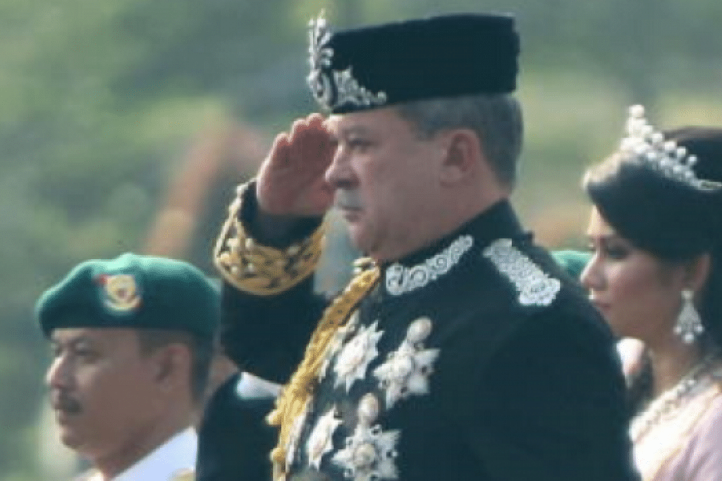 Sultan Johor Sultan Ibrahim Sultan Iskandar - Gambar fail The Star