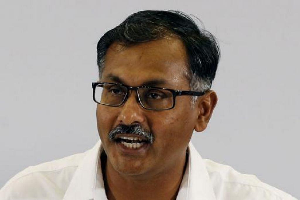 Encik K. Muralidharan Pillai