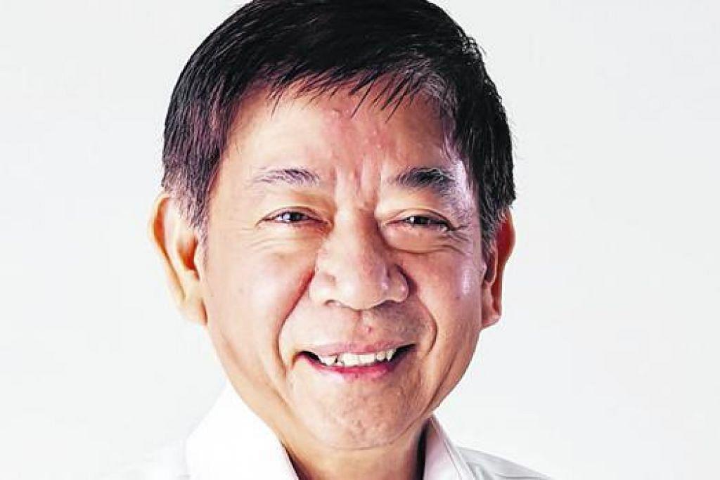 Encik Khaw Boon Wan. Gambar PAP