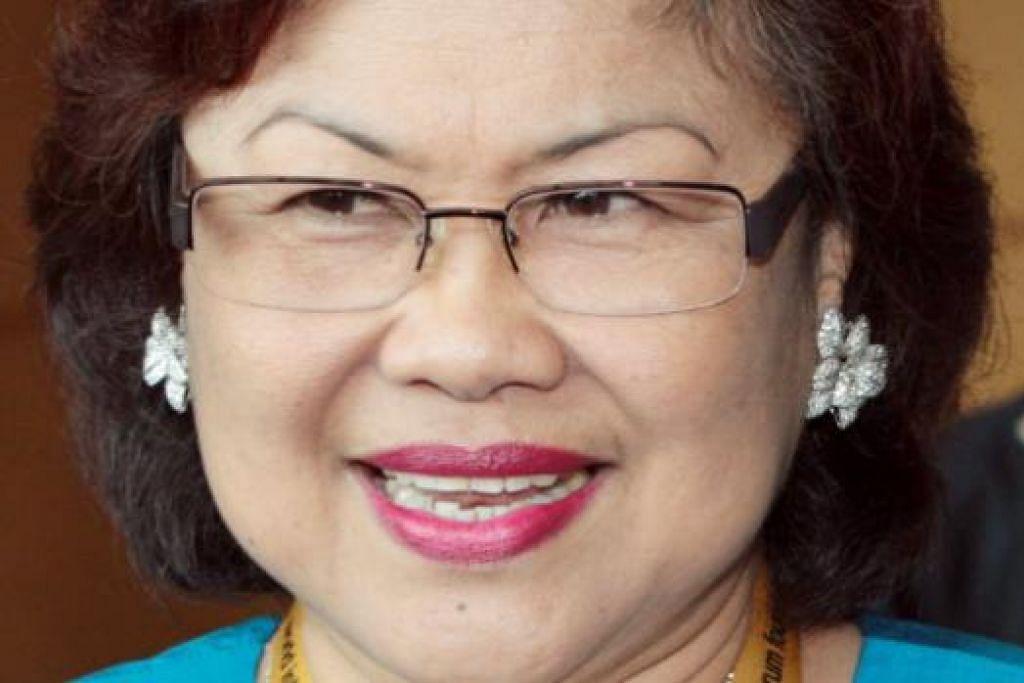 Tan Sri Rafidah Aziz, mantan menteri perdagangan antarabangsa dan perusahaan Malaysia. Gambar THE STAR