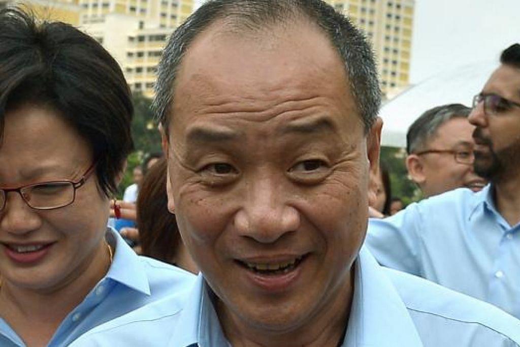 """APA KATA KETUA WP: """"Pemerintah menerusi siasatan ke atas akaun berkenaan tidak menjumpai apa-apa yang melanggar undang-undang. Semua orang di Singapura tahu, jika kami melanggar undang-undang, 'tio-lo' ('pasti kena tangkap' dalam bahasa dialek).'' - Encik Low Thia Khiang di rapat pilihan raya kelmarin."""