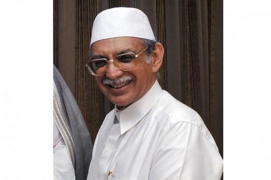 HABIB HASSAN AL-ATTAS: Mendiang Lee meminta Masjid Ba'alwie bantu edarkan beras kepada badan yang memerluka