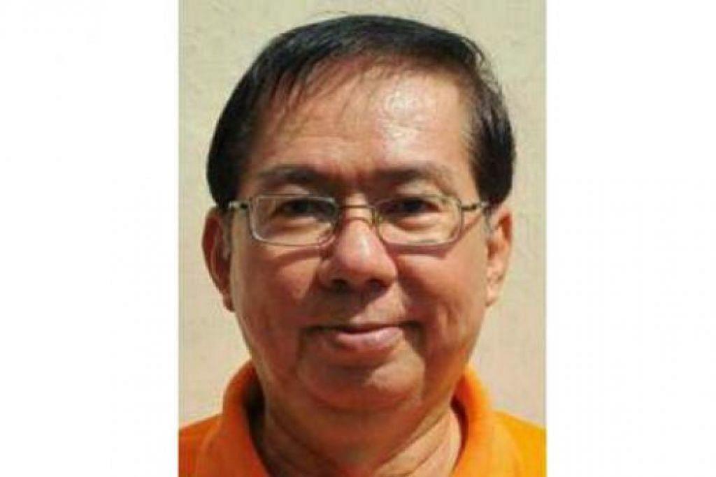 CALON NSP ENCIK CHEO: Menyifatkan status calon PAP Cik Tin Pei Ling sebagai ibu yang baru bersalin sebagai satu kelemahan.