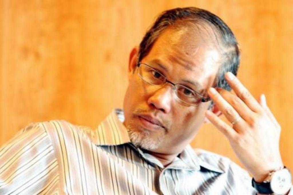 PROSES PERBINCANGAN BERTERUSAN: Encik Masagos berkata beberapa isu Melayu termasuk isu yang sensitif ditimbulkan semasa kempen pilihan raya bukan baru dan Anggota Parlimen Melayu telah membincangkannya secara terbuka dengan pemerintah. - Foto fail