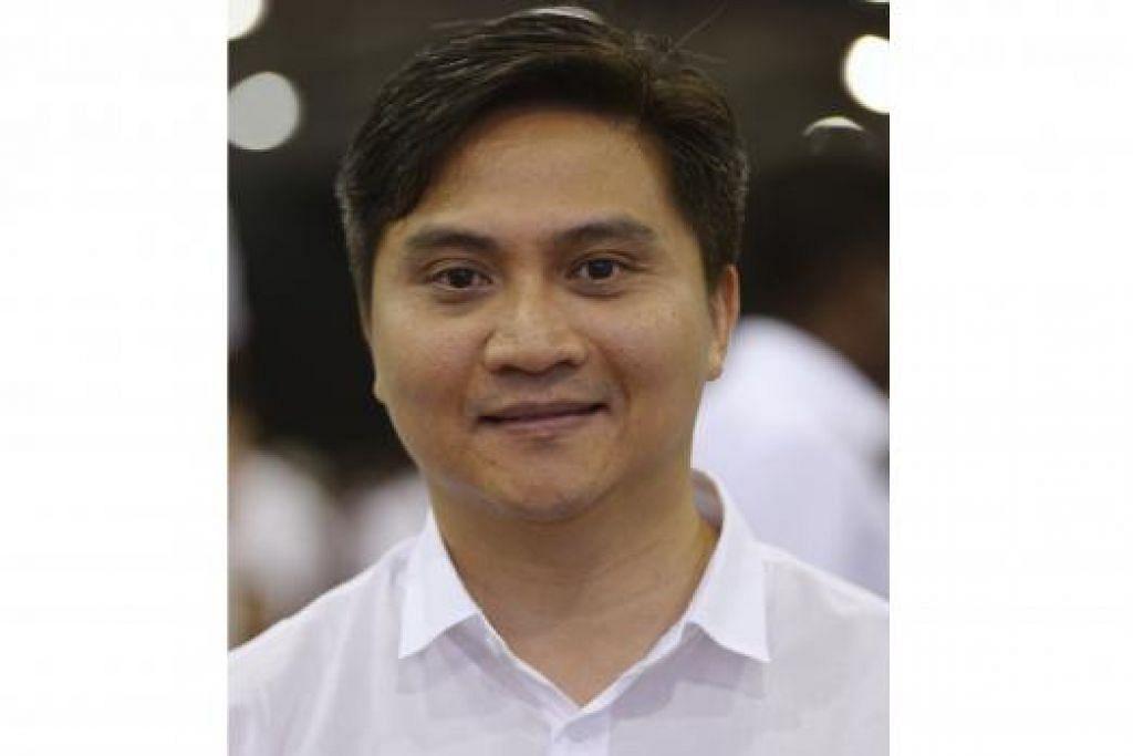 Encik Saktiandi Supaat.