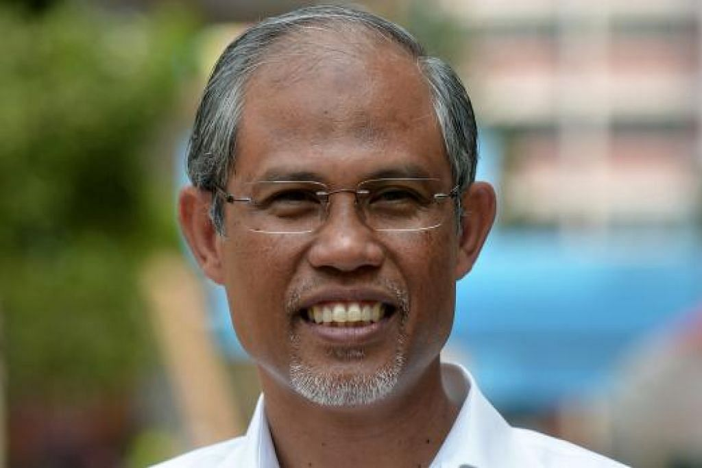 Sokongan utuh bagi Encik Masagos Zulklifli Masagos Mohamad di GRC Tampines