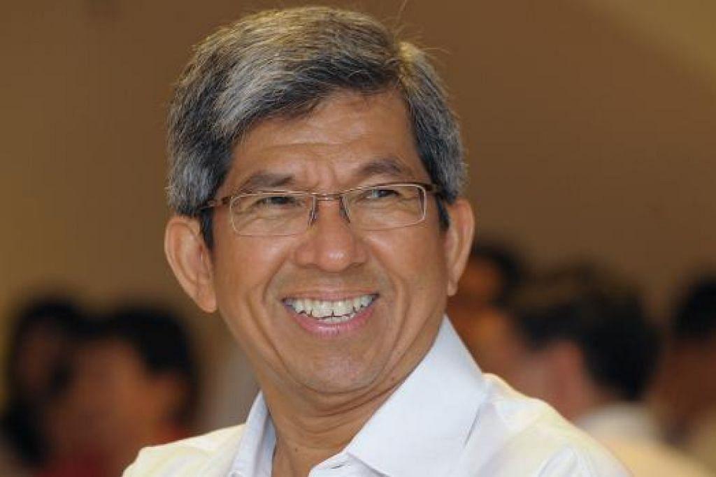 Dr Yaacob Ibrahim atasi saingan WP untuk menang besar di GRC Jalan Besar