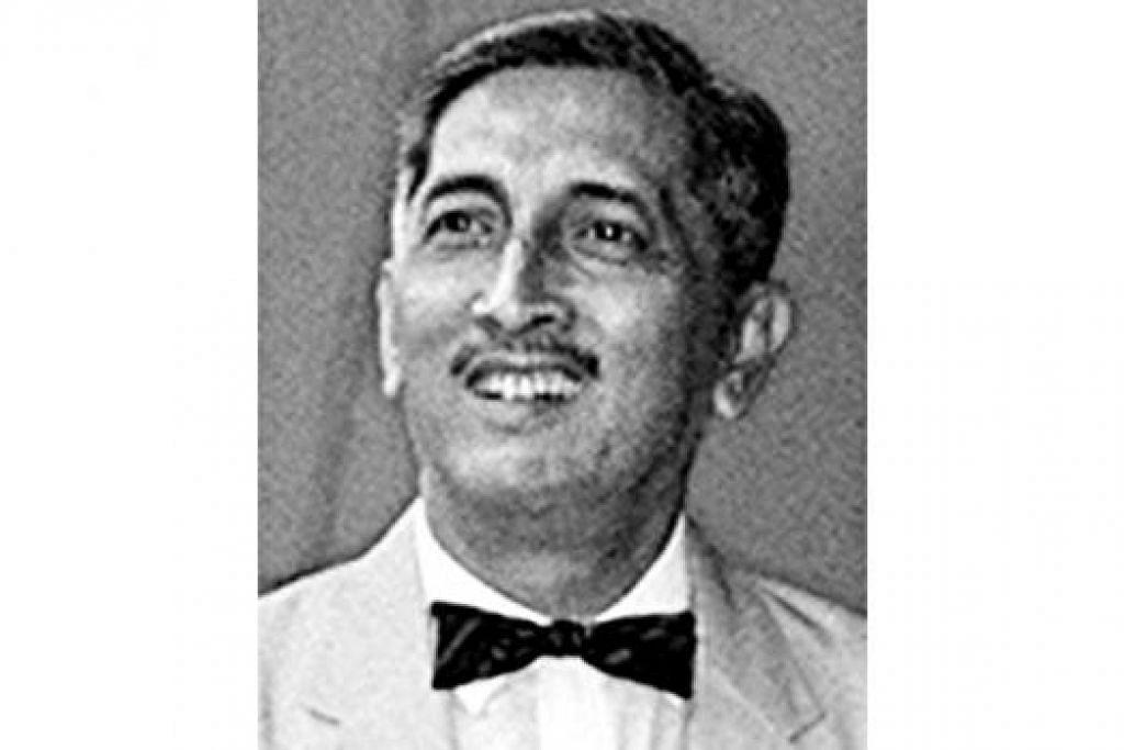 ALLAHYARHAM PRESIDEN YUSOF ISHAK: Presiden pertama Singapura. - Foto fail