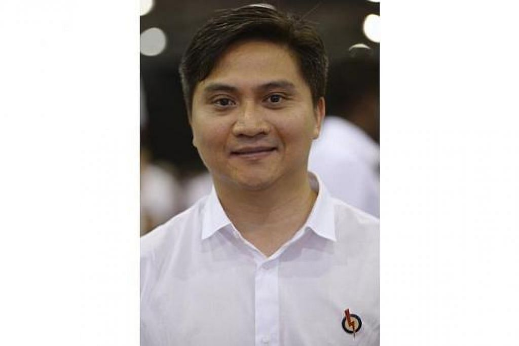 Encik Saktiandi Supaat (Bakal AP GRC Bishan-Toa Payoh)