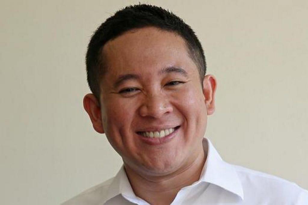 Encik Amrin Amin (Bakal AP GRC Sembawang)