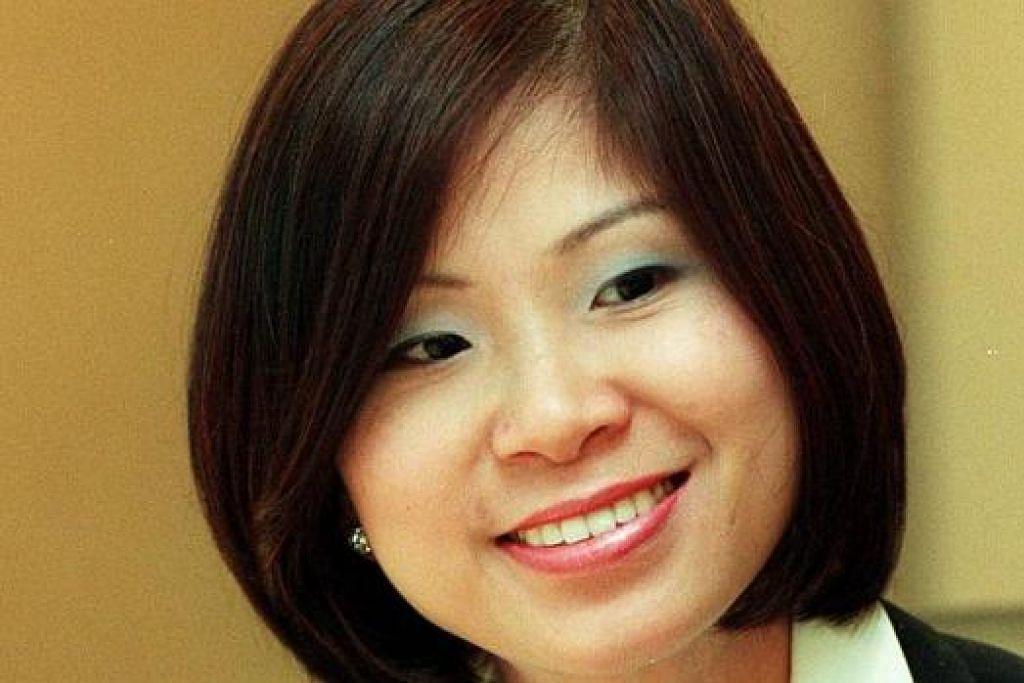 MENTERI NEGARA KANAN: Cik Amy Khor