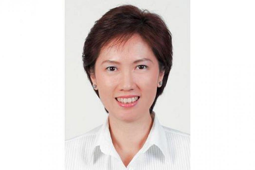 MENTERI NEGARA KANAN: Cik Josephine Teo
