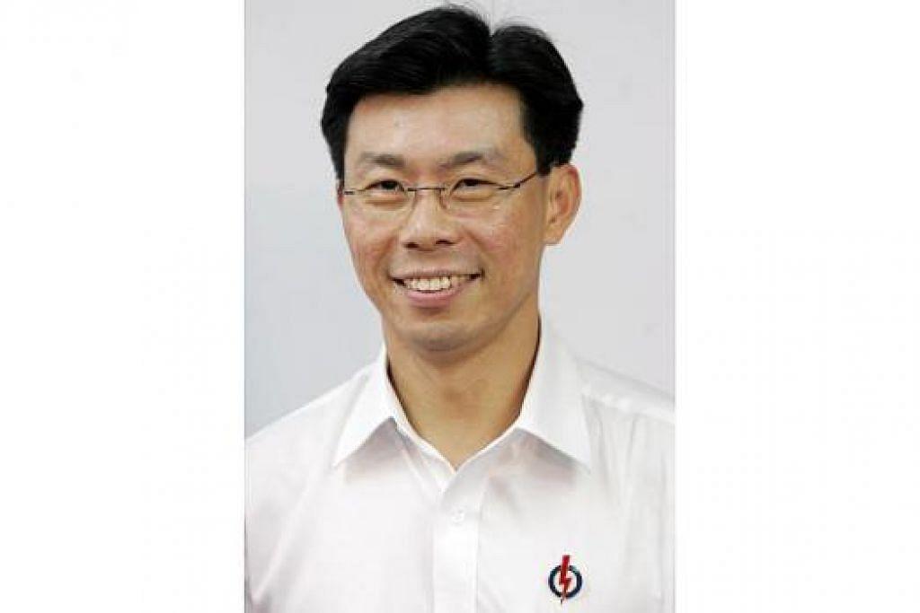 MENTERI NEGARA KANAN: Encik Lee Yi Shyan