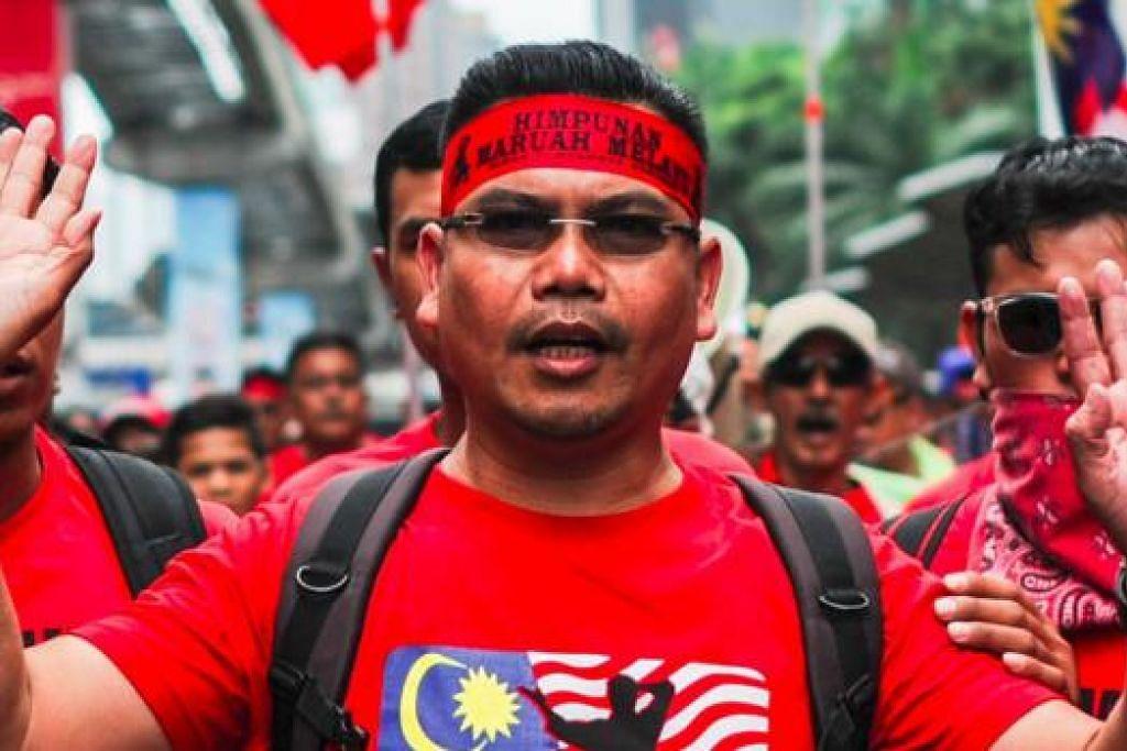 DATUK JAMAL MD YUNOS: Menarik balik janji 'menyerang Petaling Street setiap minggu'