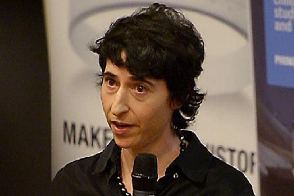 DR JOANNA COLEMAN: Proses perbandaran merupakan faktor manusia utama yang membawa kepada perubahan iklim. - Foto-foto TUKIMAN WARJI
