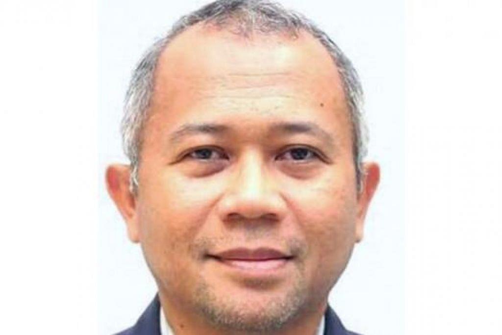 ENCIK ZULKIFLY SAMAD: Dikatakan tiba di Mina bersama jemaah Indonesia. - Foto THE STAR