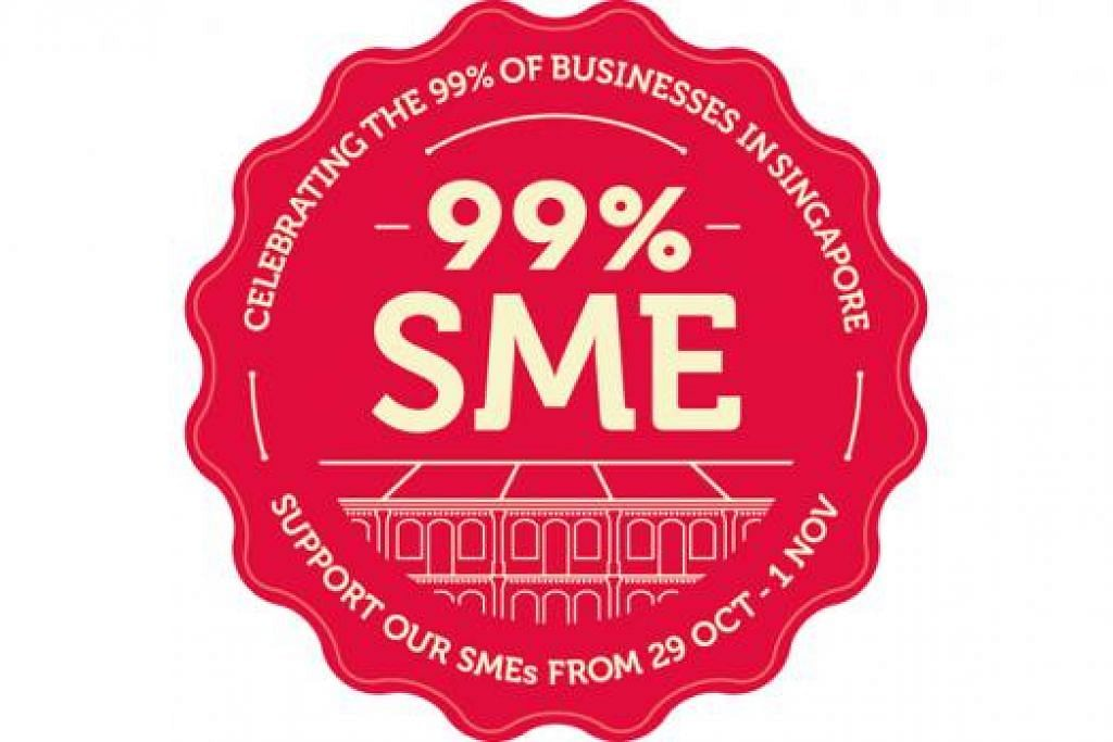KEMPEN BESAR-BESARAN: Minggu SME membolehkan SME memasarkan tawaran promosi mereka secara percuma dalam laman 99%SME di www.99sme.sg. - Foto SME