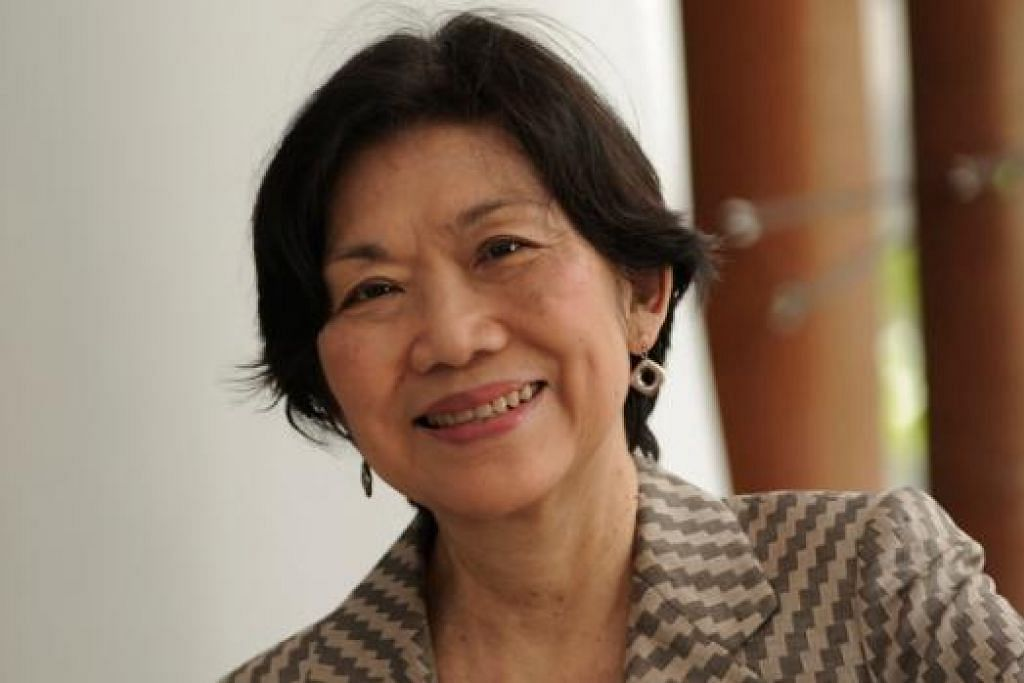 PROFESOR CHAN: Sifatkan cabaran baru Singapura ialah dalam memastikan penduduk asing dapat disepadukan dengan masyarakat setempat.