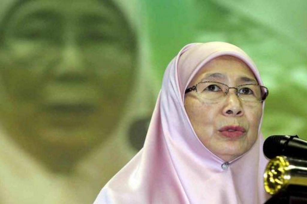 Datuk Seri Dr Wan Azizah