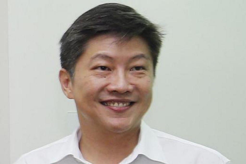 MENTERI-MENTERI PENDIDIKAN BARU: Dalam kenyataan bersama, Encik Ng Chee Meng (gambar) dan Encik Ong Ye Kung berkata mereka tidak sabar mahu meneruskan kerja baik Encik Heng Swee Keat serta ramai pendidik dan kakitangan pendidikan daripada generasi lalu.