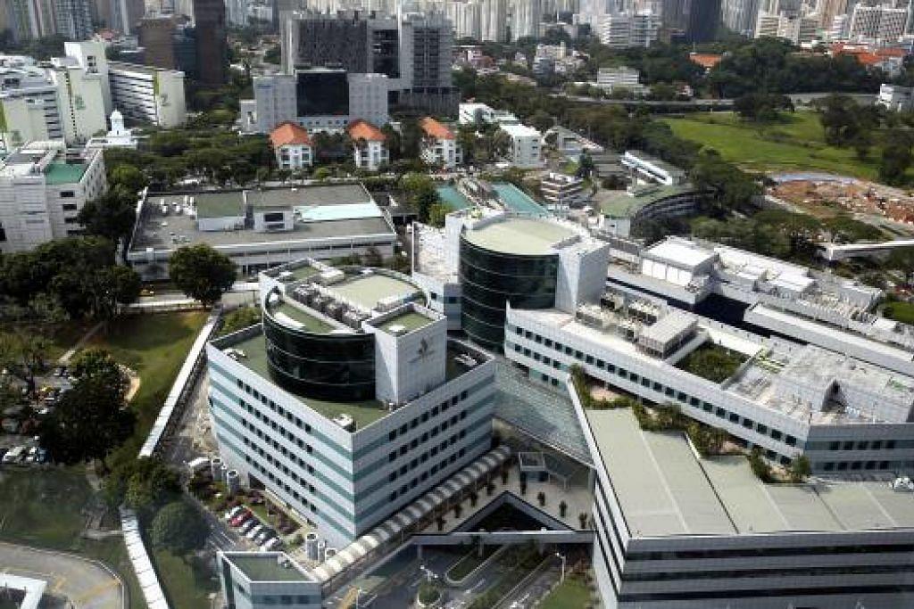Hospital Besar Singapura (SGH) memerhatikan peningkatan kekerapan jangkitan virus hepatitis C di wad ginjalnya pada awal Jun lalu lalu menjalankan pemeriksaann segera ke atas pesakit di wad itu yang hasil ujian fungsi hati mereka tidak normal. Gambar fail The Straits Times