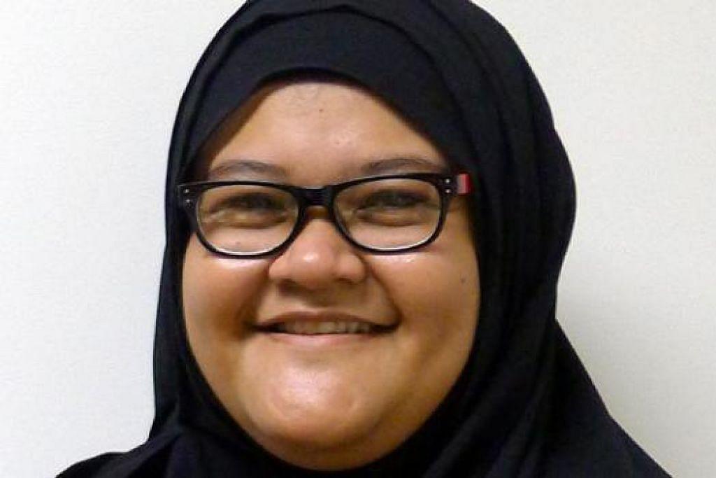 Cik Juyda Noor Mohamad, guru, 33 tahun.