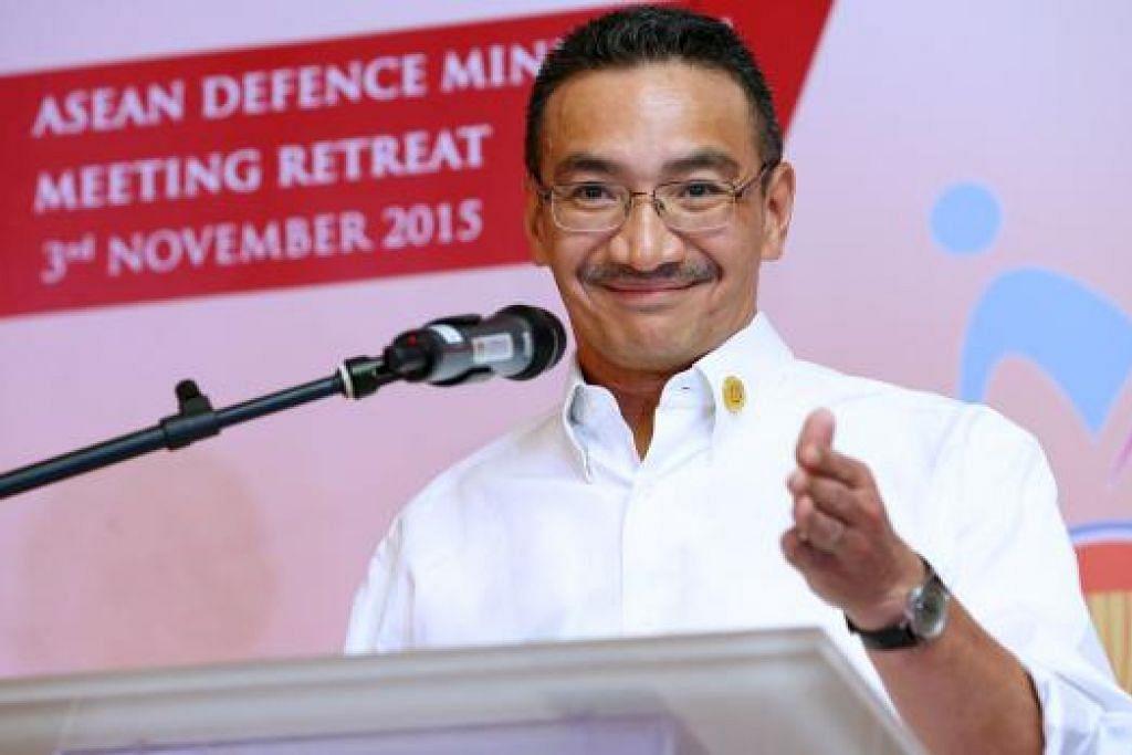 DEDAH RANCANGAN ISIS: Kumpulan militan Negara Islam (IS) telah mengeluarkan senarai nama beberapa pemimpin Malaysia sebagai sasaran mereka. - Foto Reuters