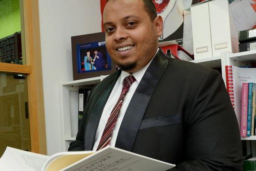 LEBIH MUDAH DAN CEPAT: Encik Abdul Rahman Mohd Hanipah menegaskan bahawa mereka yang dinamakan di dalam dokumen LPA boleh terus membawanya ke Pejabat Penjaga Awam (OPG) yang merupakan badan berkanun, yang akan membantu dalam memudahkan proses tersebut dan menjalankan susulannya. - Foto TUKIMAN WARJI