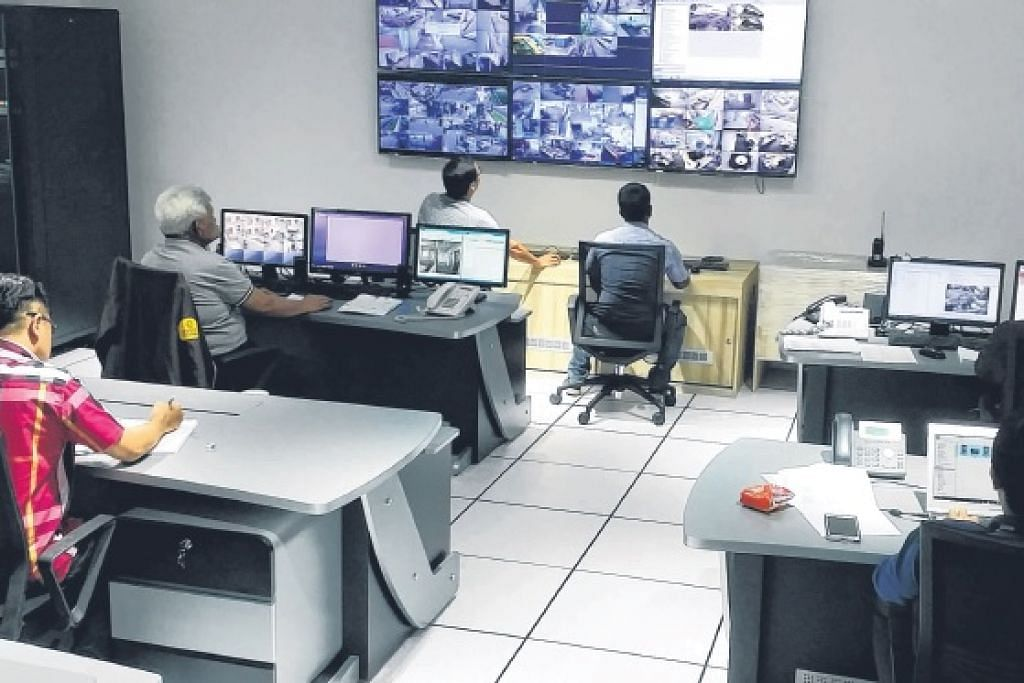 PROSEGUR: Syarikat perintis yang mengenalkan teknologi ke dalam perkhidmatan pengendalian sektor keselamatan.