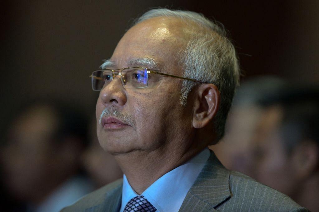 PERDANA MENTERI MALAYSIA: Datuk Seri Najib Tun Abdul Razak - Foto