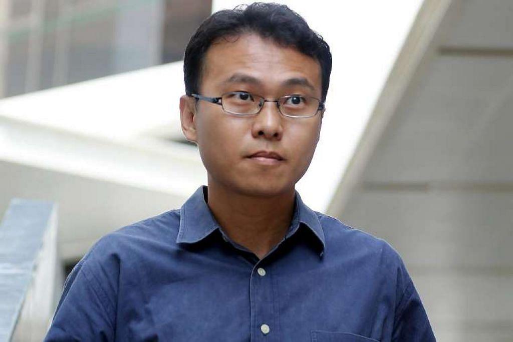 Goh Wee Hong dikatakan mengganggu seorang wanita Ogos lalu, semasa masih bertugas bersama SCDF.