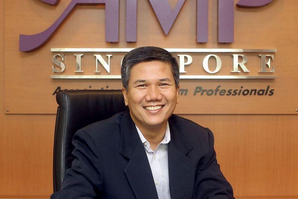 Pengerusi AMP, Encik Azmoon Ahmad, antara sembilan NMP yang dipilih daripada 41 permohonan.